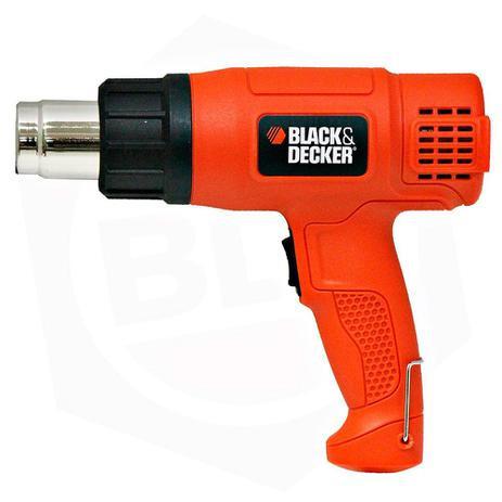 Soprador Térmico 1500W HG1500-BR Black&Decker 220V