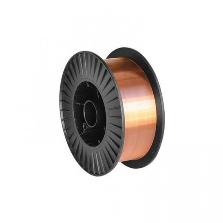 ARAME DE SOLDA MIG ER70S-6 (1,0mm) 15 KG
