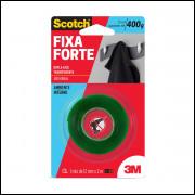 FITA DUPLA FACE 3M FIXA FORTE 19 mm X 2 M